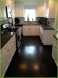 interior white kitchen dark floors cabinets flooring fresh elegant with 9 white kitchen cabinets