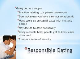 what is a serious dating relationship