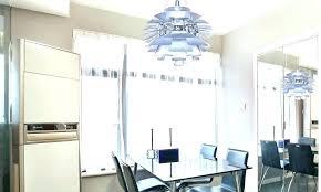 lighting ideas artichoke ceiling light in aluminium lamp lights style pendant white reion replica sen hallway