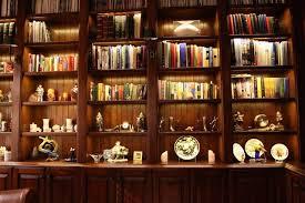 lighting bookshelves. inspired led accent lighting bookcase and office traditionalhomeofficeand bookshelves i