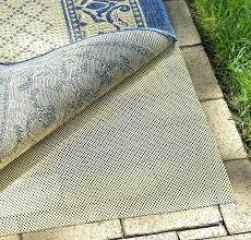hardwood floor rug pad best rug pad for hardwood floors the best nonslip rug padding ultra