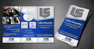 Marketing Brochure Design For Lakes Networking By Esolz Technologies ...