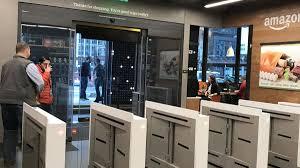 Amazon Go Store Design Amazon Go Photos Heres What The New Cashierless