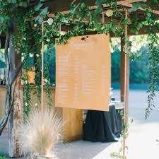 Seating Chart Wedding These Creative Wedding Seating Chart Ideas Will Seriously