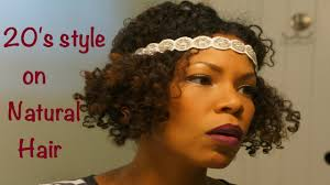 20s Hair Style natural style on short hairthe 20s flapper girl youtube 2881 by wearticles.com