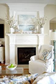 Living Room Mantel Decorating 295 Best Images About Decorate Your Mantle Fireplace On