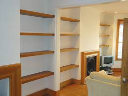 These are real wood floating shelves.