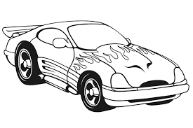 Small Picture racecar coloring page race car coloring page coloring kids