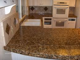 granite tiles for countertops over laminate