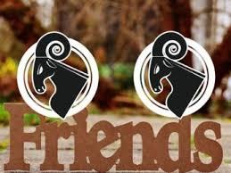 Zodiac Friendship Compatibility Chart Zodiac Signs Friendship Compatibility