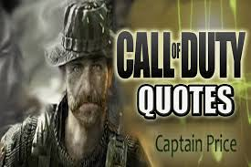 Cod Quotes Mesmerizing Top 48 Quotes From The Call Of Duty Series YouTube