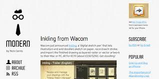 Ideal Aiga Plus Blog Designs Webdesigner Depot in Design Blogs