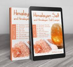 this book is a must have for any interested in their health and wanting to find out all about himalayan salt and himalayan salt lamps
