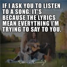 Cute Country Love Quotes Best Countrymusic Countrysongs Countrygirls Make Sure To Follow Cute N