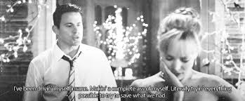 The Vow Quotes Extraordinary Gif Love Black And White Sad Movie Pain Hurt Insane Channing Tatum