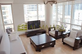 For Rent Furnished Two Bedroom Apartment Al Majara  Al Majara - Two bedroom apartments for rent