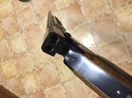 garden gun. Falco 9mm Garden Gun Double Barrel Folding Nice