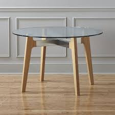 astonishing gray round modern glass cb2 dining table varnished ideas hi res wallpaper images