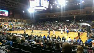 Erie Insurance Arena Section 106 Home Of Erie Bayhawks