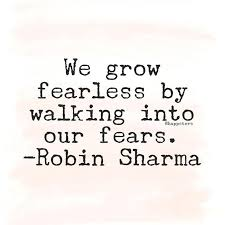 Facing Fear Quotes Impressive Facing Fear Quotes Unifica Inspiring Quotes