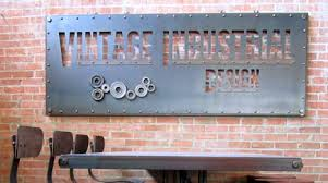 vintage and industrial furniture. greg hankersonu0027s vintage industrial turning solid furniture into a business and