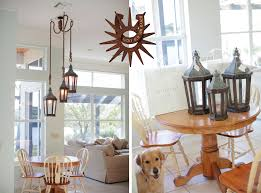 full size of lucky old sun ranch lantern and rope chandelier pottery barn remarkable style images