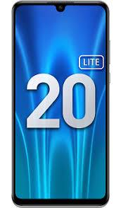 Купить <b>Смартфон Honor 20 LITE</b> Ледяной белый по выгодной ...