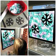 stained glass kids stained glass craft winter themed arts crafts for o capturing pahood ac
