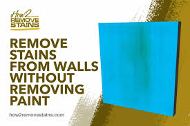 walls without removing paint
