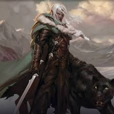 Drizzt Do'Urden, The Legend of Drizzt (by R.A. Salvatore. Read by Russell Johnson)