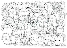 Cute Food Coloring Pages Printable Cute Food Coloring Pages Free
