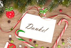 Weihnachten Die Perfekte Zeit Um Danke Zu Sagen
