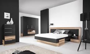 Schlafzimmer Komplett Set B Andenne Schwarz Walnuss