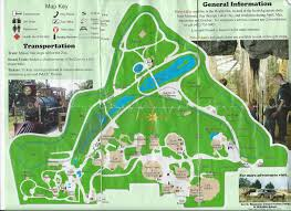 Henry Doorly Zoo Map - 2007 | ZooChat