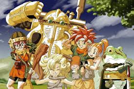 steam version of chrono trigger patched looks better already