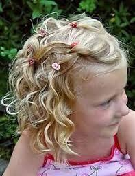 تسريحات شعر مجعد قصير للأطفال مشاهير