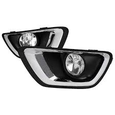 2016 Chevy Colorado Fog Light Kit Spec D Tuning Lf Col15coem Dl Chevrolet Colorado Clear Fog Lights Without Wiring Kit 2015 2016