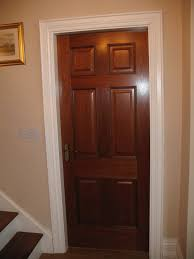 oak doors with white architrave pictures