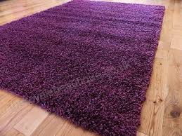 ahoc small extra large rug new modern soft thick gy rugs non shed runners purple