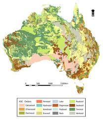 Soil Classification Chart Australia A S R I S Atlas Of Australian Soils