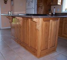 wood brackets for granit countertop
