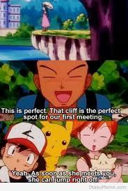Misty humor | Anime | Pinterest | Pokemon, Best Friends and Otaku Meme via Relatably.com