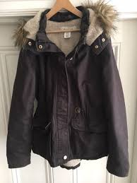 h m winter coat age
