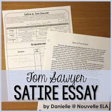 best tom sawyer images adventures of tom sawyer  tom sawyer expository essay and analyzing satire powerpoint