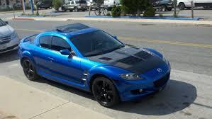 mazda rx8 modified blue. rx8grip 2005 mazda rx8 rx8 modified blue 4