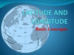 Ppt Latitude And Longitude Powerpoint Presentation Id 2682149