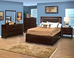 Dimora Bedroom Bedroom Furniture Dresser With Deck And Mirror Black ...