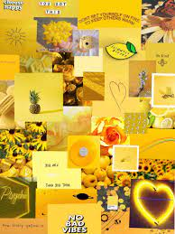 Blue And Yellow Aesthetic Wallpapers ...