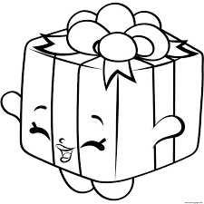 Shopkin Coloring Pages Shopkin Coloring Pages Kooky Cookie
