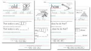 Sight word worksheets get your child to recognize, read, and write tricky words. First Grade Sight Word Sentences Confessions Of A Homeschooler